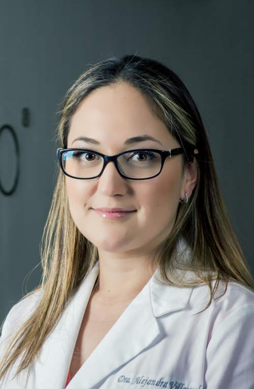 Dra. Alejandra Villarreal