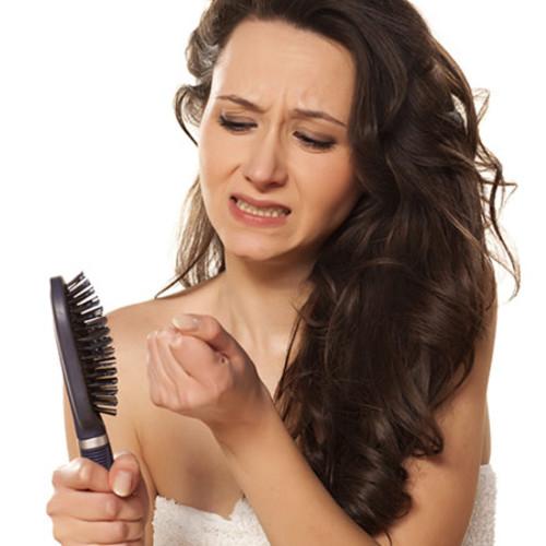 caida de cabello - Dermatología clínica