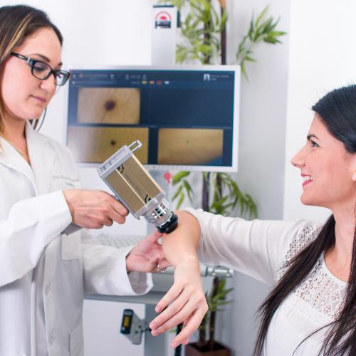 cancer de piel - Dermatología clínica